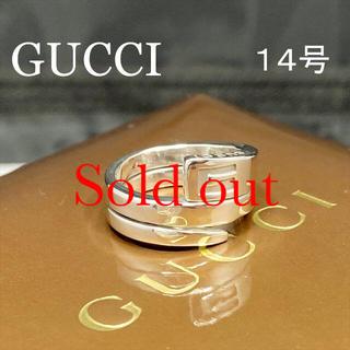 Gucci - 新品仕上 グッチ GUCCI スネーク スパイラル リング シルバー 指輪