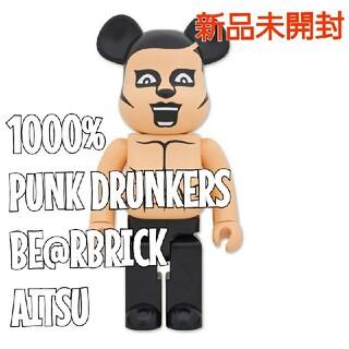 メディコムトイ(MEDICOM TOY)の1000% PUNK DRUNKERS BE@RBRICK あいつ AITSU(その他)