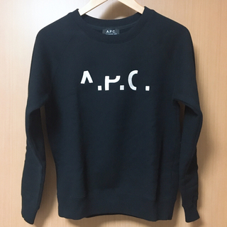 アーペーセー(A.P.C)のA.P.C sweat(トレーナー/スウェット)