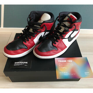NIKE - NIKE AIR JORDAN 1 MID CHICAGO / AJ1 シカゴ