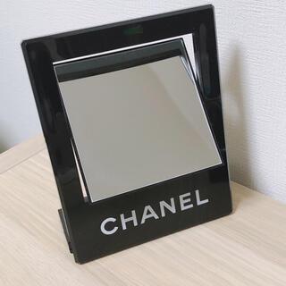 CHANEL - シャネルCHANEL◾️ノベルティ スタンドミラー拡大鏡◾️1月末までの出品