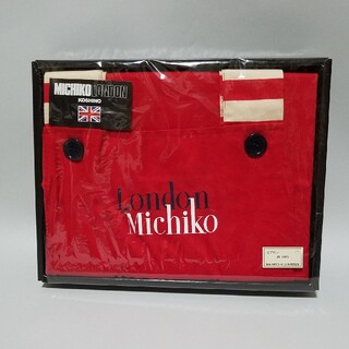 MICHIKO LONDON - 新品MICHIKO LONDONエプロン