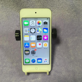 iPod touch - 3 iPod touch 第6世代シルバー(16GB)送料無料