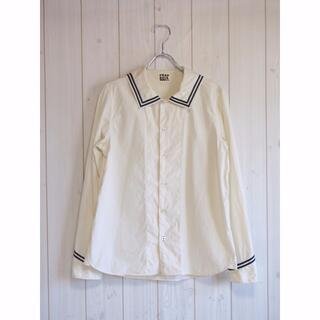 FRAPBOIS - FRAPBOIS half フラボア ハーフ セーラークラップシャツ