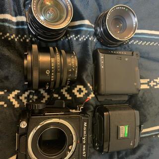 マミヤ(USTMamiya)のマミヤ rb67 (フィルムカメラ)