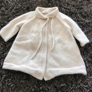Caramel baby&child  - caramel baby & child ニットコート