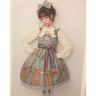 Angelic Pretty - 幸運の鍵ジャンパースカートセット