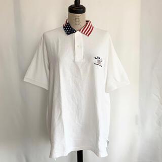 Ralph Lauren - CHAPS ラルフローレン 星条旗ポロシャツ