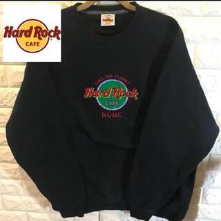 刺繍ロゴ ハードロックカフェ ROME Hard Rock CAFE