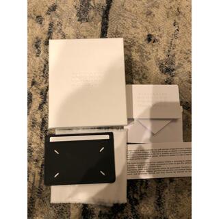 マルタンマルジェラ(Maison Martin Margiela)のMAISON MARGIELA メゾンマルジェラ カードケース 定期入れ 名刺(名刺入れ/定期入れ)