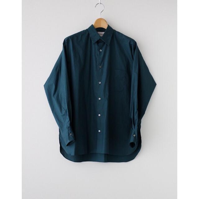 MARKAWEAR(マーカウェア)のMARKAWARE 試着のみ タグ付 20aw コンフォートフィットシャツ メンズのトップス(シャツ)の商品写真