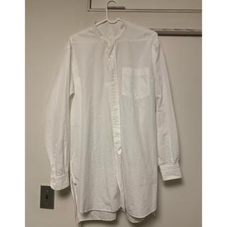 COMOLI - 20ss comoli コモリ バンドカラーシャツ