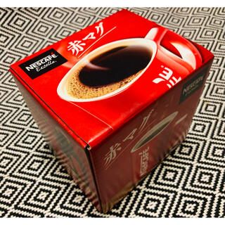 ネスレ(Nestle)のネスカフェ 赤マグ 2個セット(マグカップ)