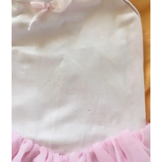 CHACOTT(チャコット)のused キッズ バレエ レオタード チャコット バレエ シューズ セット 3歳 キッズ/ベビー/マタニティのキッズ服女の子用(90cm~)(その他)の商品写真