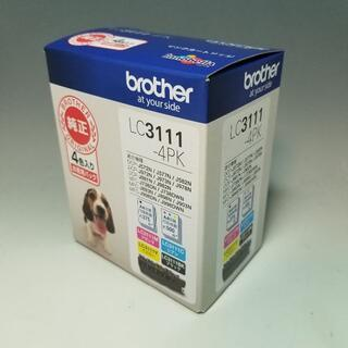 brother - 【brother純正】インクカートリッジ4色パック LC3111-4PK 新品