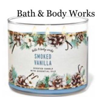 Bath & Body Works - バスアンドボディワークス 新品3芯キャンドル