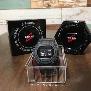 カシオ(CASIO)のCASIO G-SHOCK 5750E-1B 黒黒 Gショック(腕時計(デジタル))