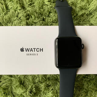 Apple Watch - Apple Watch series 3 付属品完備 美品