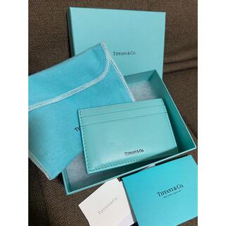 Tiffany & Co. - Tiffany& Co. のカードケース