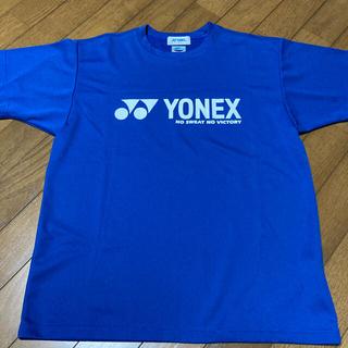 ヨネックス(YONEX)のYONEX veryCOOL テニス バドミントン Tシャツ ブルー Sサイズ(バドミントン)
