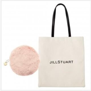JILLSTUART - 【未開封発送】sweet 2月号◇JILL STUART◇ロゴトート & ファー