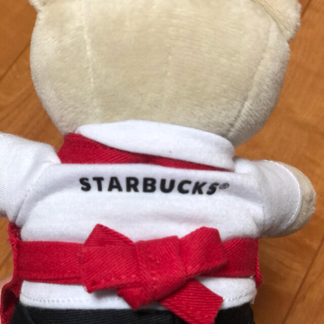 Starbucks Coffee(スターバックスコーヒー)のスターバックスぬいぐるみ エンタメ/ホビーのおもちゃ/ぬいぐるみ(ぬいぐるみ)の商品写真