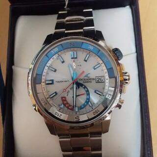 カシオ(CASIO)のCASIO オシアナス(OCW-P1000-7AJF) 未使用43 (腕時計(アナログ))