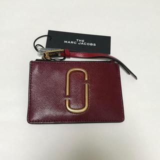 マークジェイコブス(MARC JACOBS)の新品 マークジェイコブス  カードケース  コインケース (パスケース/IDカードホルダー)