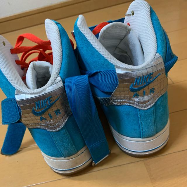 NIKE(ナイキ)のAIR FORCE1 メンズの靴/シューズ(スニーカー)の商品写真