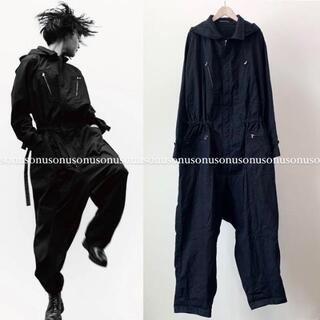 Yohji Yamamoto - 2020AW B Yohji Yamamoto ヨウジヤマモト ジャンプスーツ