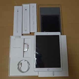 Apple - iPad 本体 美品 32GB/シルバー Wi-Fiモデル Apple