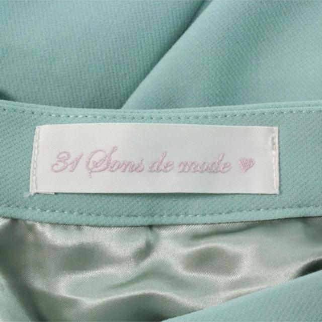 31 Sons de mode(トランテアンソンドゥモード)の31 Sons de mode ひざ丈スカート レディース レディースのスカート(ひざ丈スカート)の商品写真