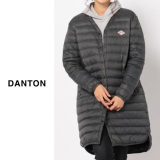 DANTON - DANTON(ダントン)| ロングインナーダウンコート コールグレー