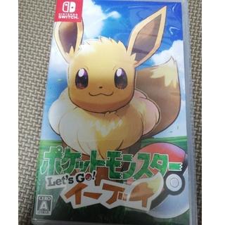 Nintendo Switch - Let's Go! イーブイ
