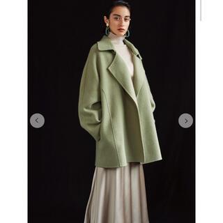 Mila Owen - milaowen 襟2wayハーフジャケット