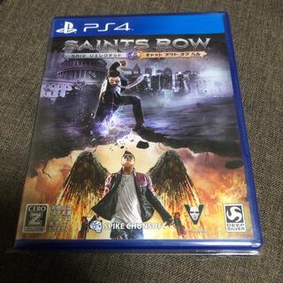 PlayStation4 - セインツロウIV リエレクテッド PS4
