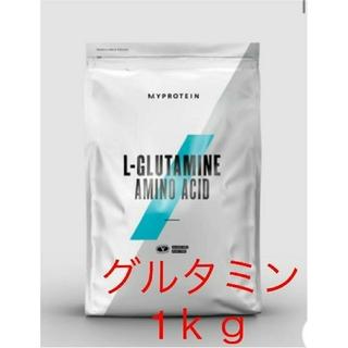 マイプロテイン(MYPROTEIN)のグルタミン 500g×2個 計1kg マイプロテイン アミノ酸 L-グルタミン (アミノ酸)