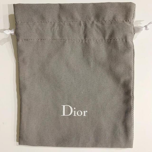 Dior(ディオール)のDior ディオール ミニ巾着袋 レディースのファッション小物(ポーチ)の商品写真
