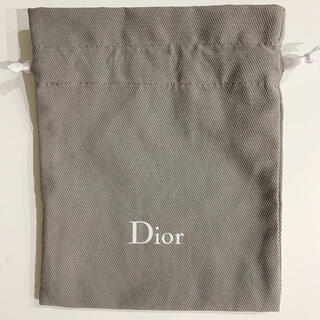 Dior - Dior ディオール ミニ巾着袋