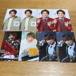 Johnny's - MYOJO 厚紙カード King&Prince 平野紫耀