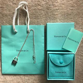 Tiffany & Co. - *Tiffany*ティファニー 1837 カデナ 南京錠 ネックレス(送料込み)