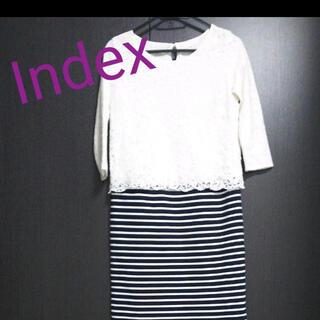 INDEX - INDEX ワンピース m