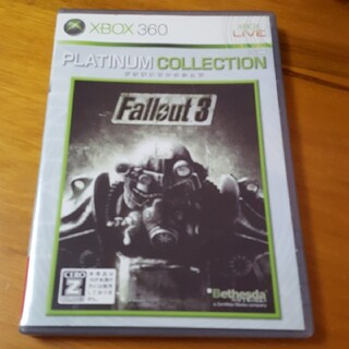 Xbox360 - 同梱150円引き 中古 XBOX360 Fallout3 18歳以上