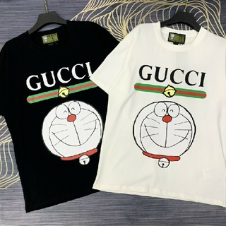 Gucci - グッチ&ドラえもん Tシャツ 男女兼用