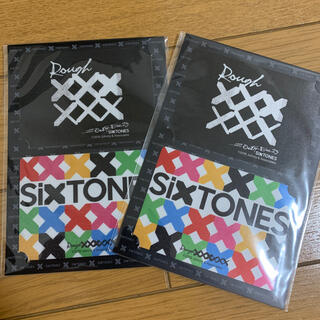 Johnny's - SixTONES ツアーステッカー
