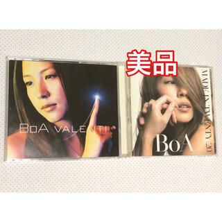 BoA VALENTI    MADE IN TWENTY(20)  CD