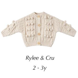 Rylee&Cru ライリーアンドクルー / ポコポコニット
