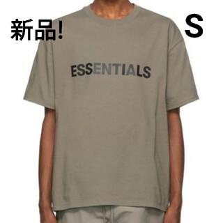 FEAR OF GOD - 新作【新品!Sサイズ】 essentials Tシャツ エッセンシャルズ トープ