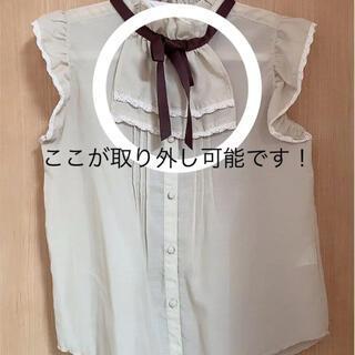 フィント(F i.n.t)のFi.n.t ノースリーブ ブラウス(シャツ/ブラウス(半袖/袖なし))