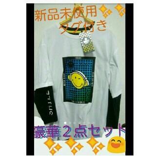 長袖(Tシャツ/カットソー(七分/長袖))